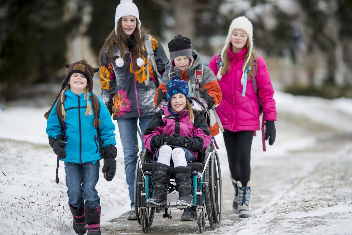 Walk with Faith – Active School Travel Through Advent